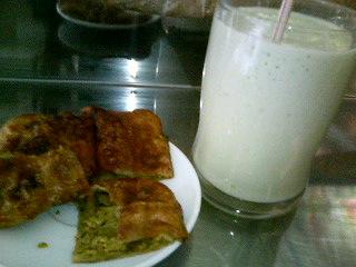 アボガドミルク