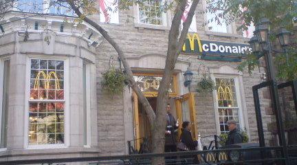 ケベック新市街マクド