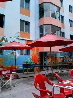 サンチアゴユースホステル