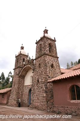 ペルーの教会