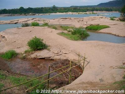 コンチアム メコン川