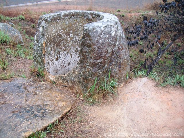 ジャール平原の石壺