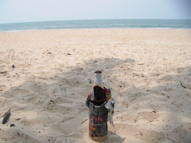 インド・ゴアのビーチ