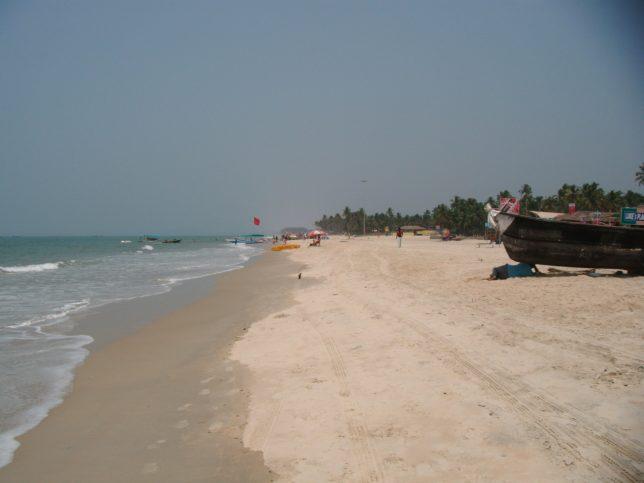 コバーラムビーチ