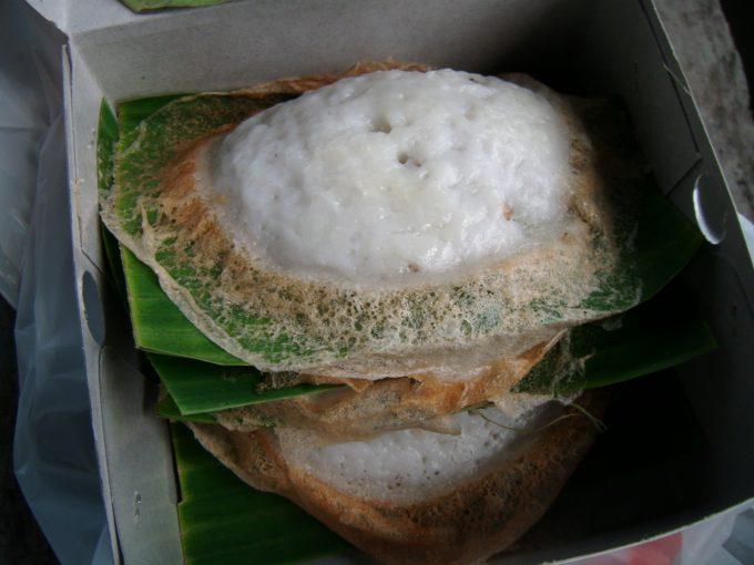 ココナッツの菓子
