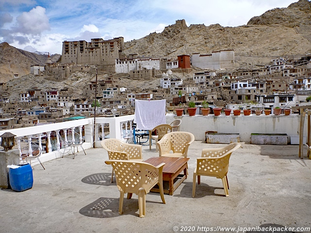 Palace View Guest House leh レー