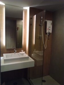 Nap hotel バスルーム