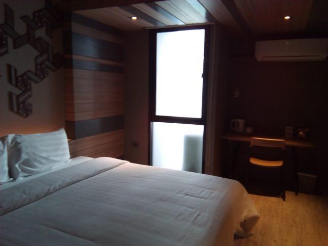 Nap hotel 寝室