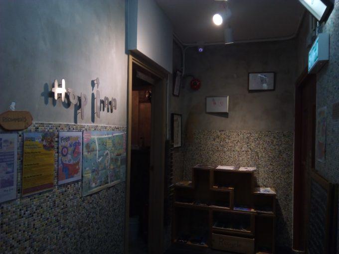 香港のゲストハウスHop Inn on Mody