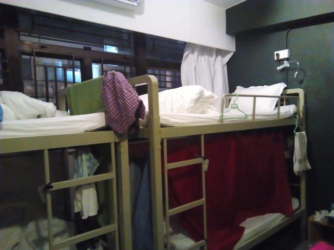 香港のゲストハウスHop Inn on Modyのドミ