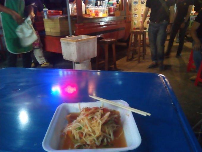 チェンマイのサタデーマーケット