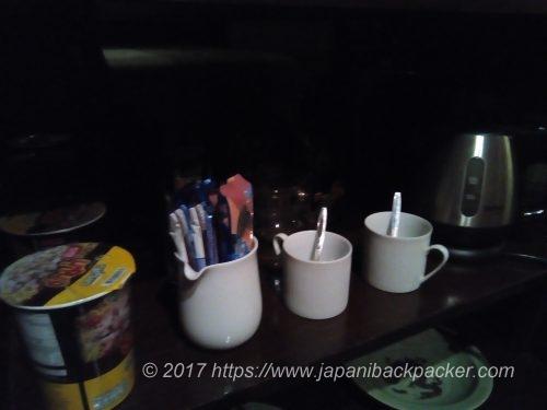 チェンマイのホテルBaan 5/9の備品