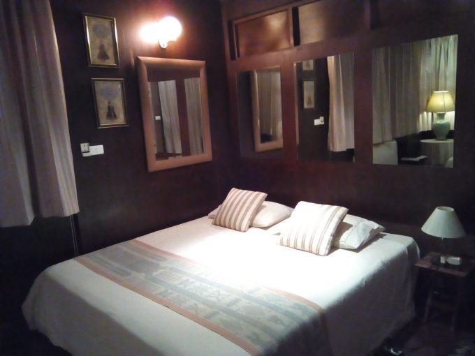 チェンマイのホテルBaan 5/9の個室