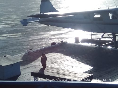 オークランドWynyard港