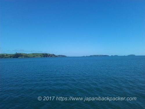 ニュージーランドの島