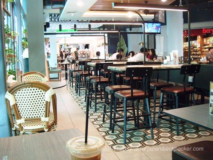 klia2のベトナムカフェ