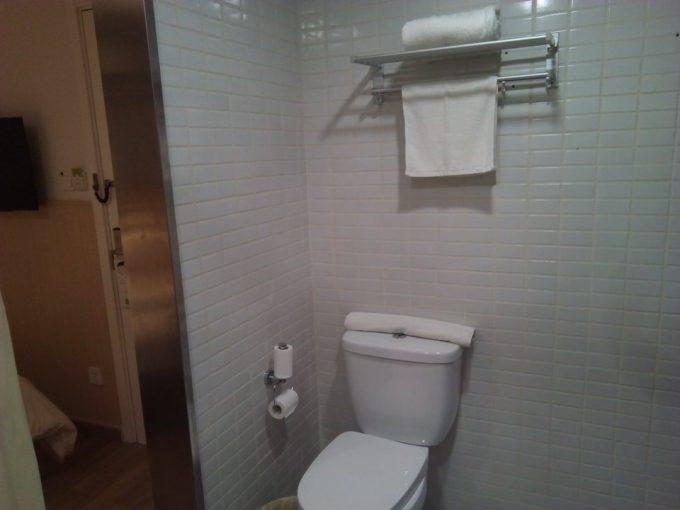 Hi Inn - Guangzhou Liwanのトイレ
