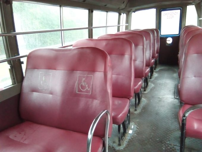 ブルネイのバス