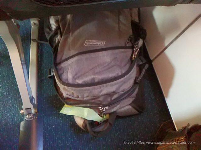 持ち込み手荷物