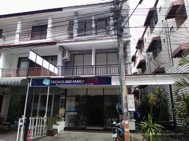 F Plus F Hostel