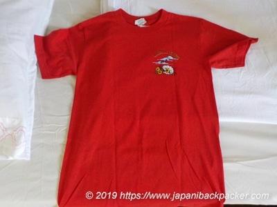マーシャル諸島Tシャツ