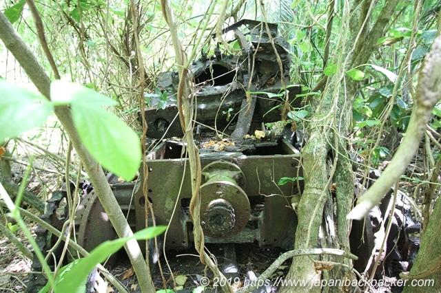 日本軍の戦車