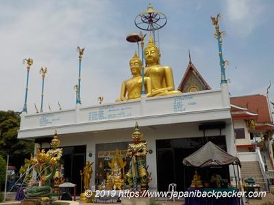 Bang Krachaoの寺院