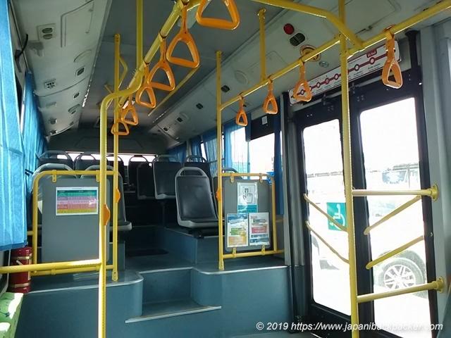 チェンマイのスマートバス