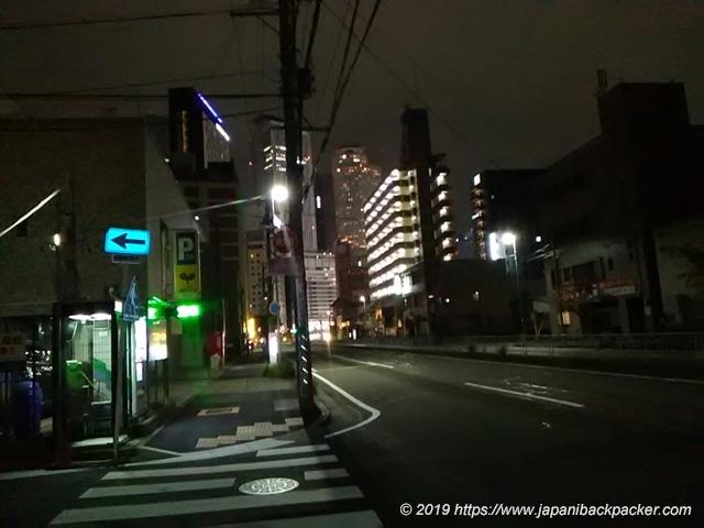 名古屋駅近く