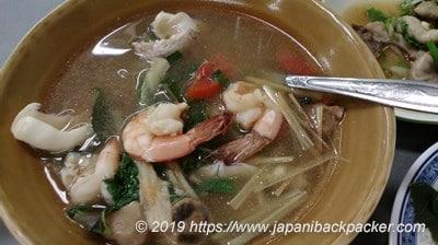 タイ料理スキヤキ