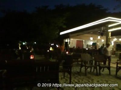 Tubtim Resortのレストラン