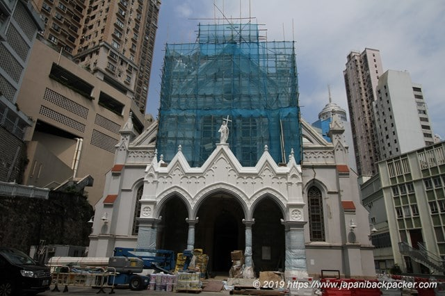 カトリック教会聖母無原罪主教座堂