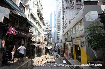 香港SOHO地区