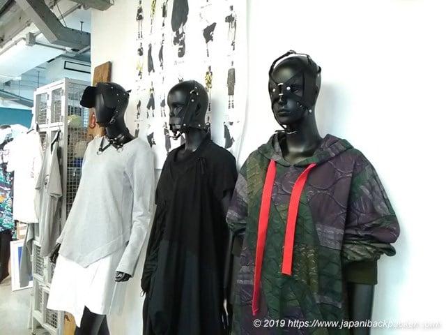 香港デザイナーの服