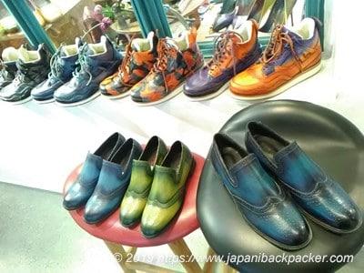 PMQの革靴