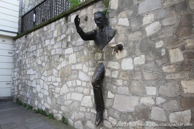 モンマルトルの壁抜け男