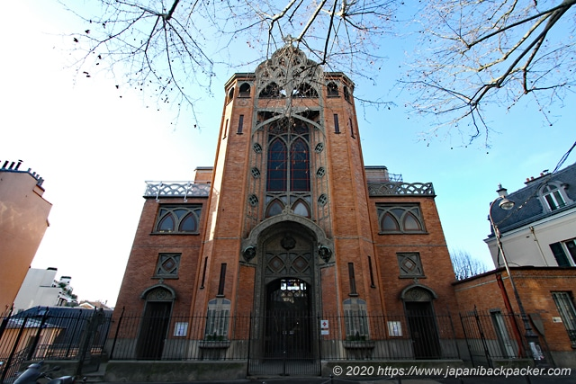 モンマルトルのカトリック教会