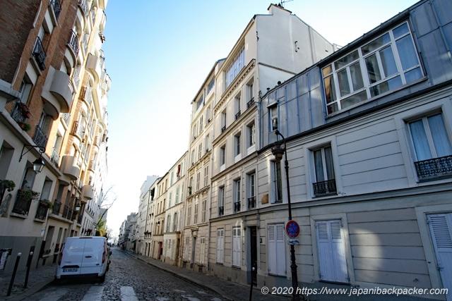 パリ ピカソのアトリエ