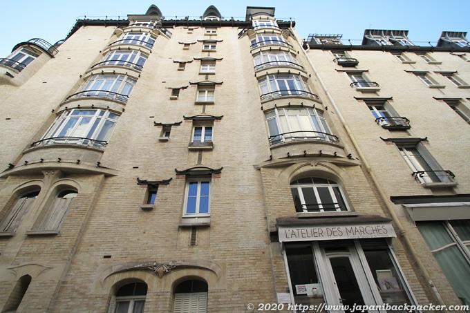 Immeubles Jassedé