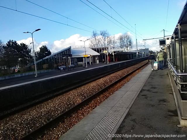 Gare du Parc des Expositions駅