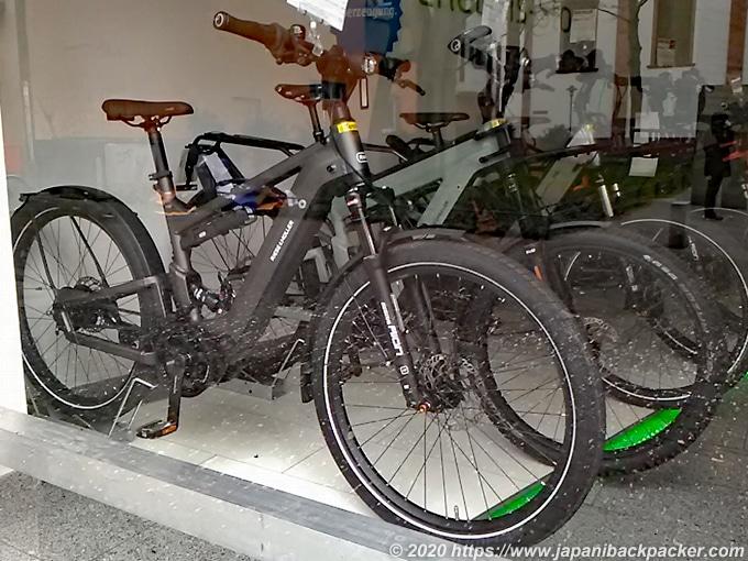 ドイツの電動自転車
