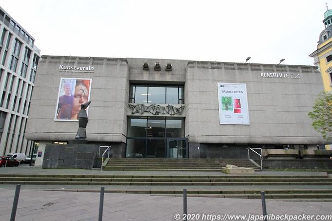 デュッセルドルフ美術館