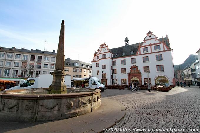 ダルムシュタット 旧市庁舎