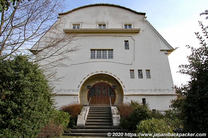 マチルダの丘 グリュッカート邸