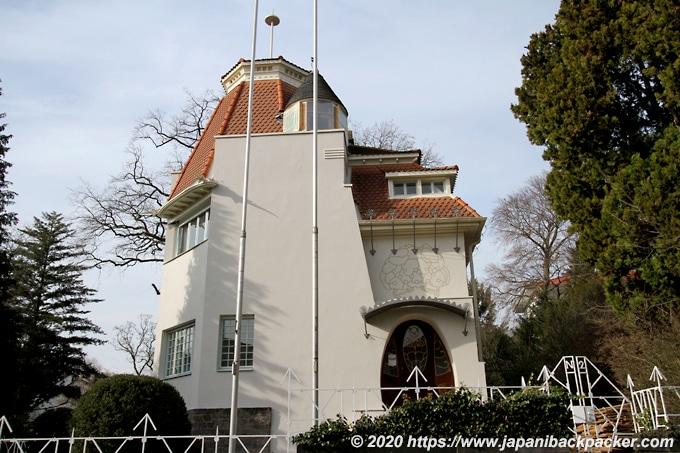 マチルダの丘 ダイタース邸