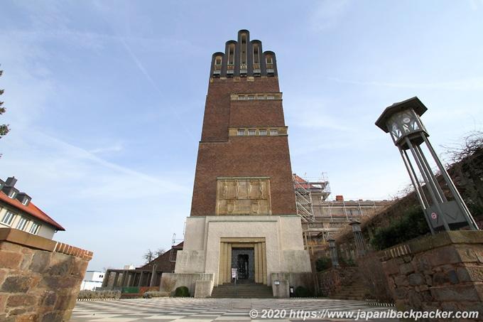 マチルダの丘の結婚記念塔