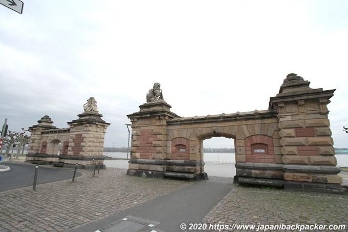 マインツの城門