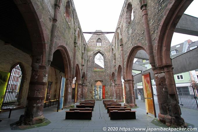 マインツ 聖クリストフ教会