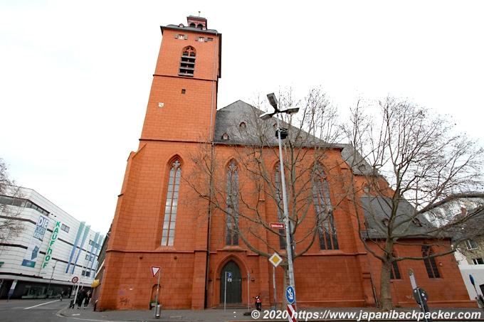 マインツ クエンティン教会