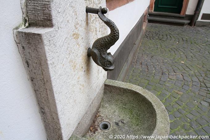 マインツの水道